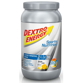 Dextro Energy Carbo Mineral Sports Nutrition Fruit Mix 1120g grey